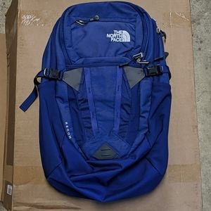 The North Face Recon Backpack blue NEW no tags